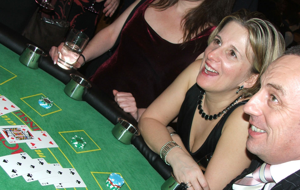 fundraising Casino Night