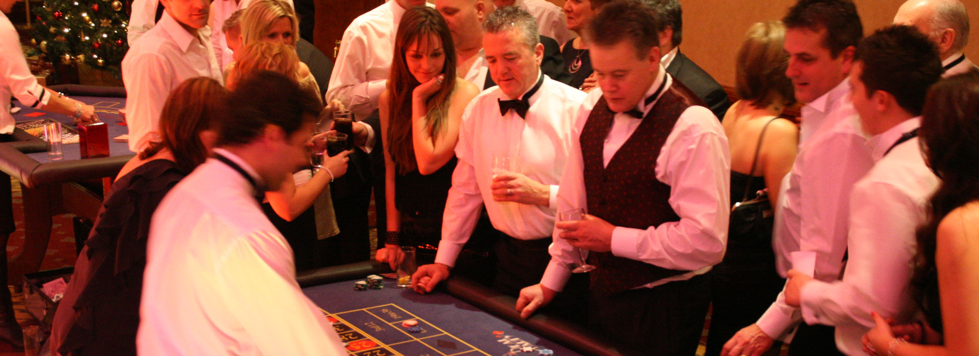 Corporate Casino Hire
